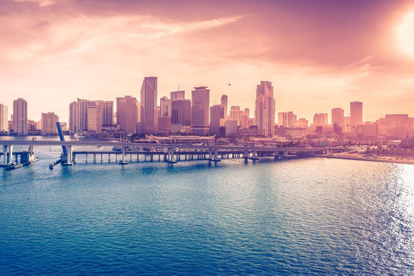 Florida Usa, Vintage Photography, Desktop Wallpapers, Miami