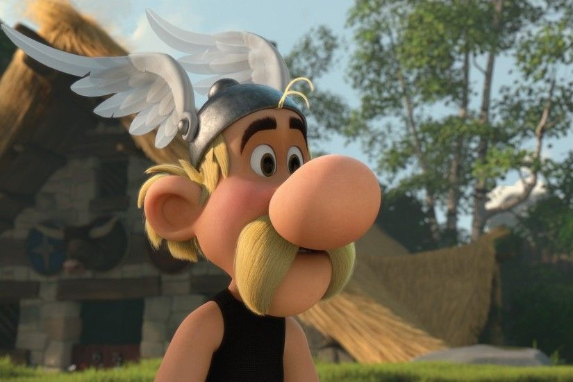 asterix the land of the gods free