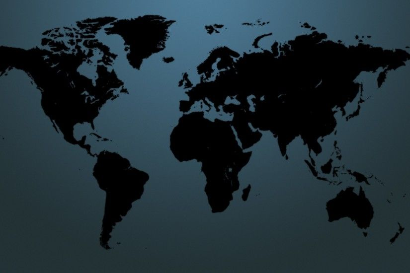 Minimalistic Patterns Templates Vectors World Map