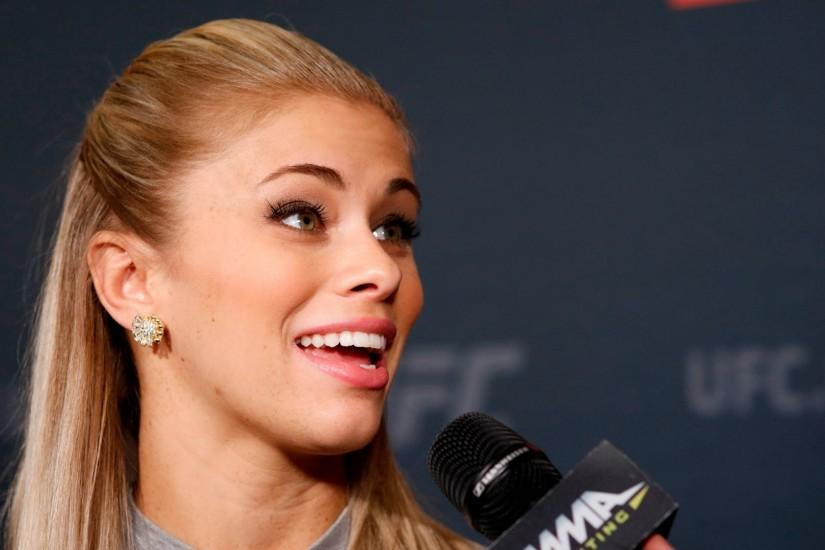 Preview wallpaper paige vanzant, fighter, ultimate fighting championship  3840x2160