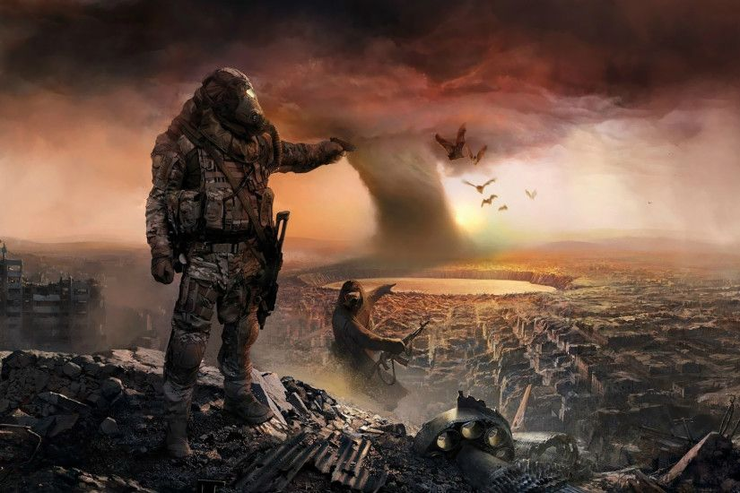 Post Apocalyptic Wallpapers April 2014 Source · Apocalypse wallpaper