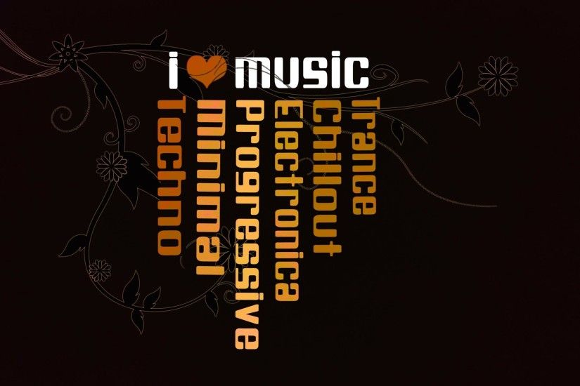I Heart Music HD and Wide Wallpapers