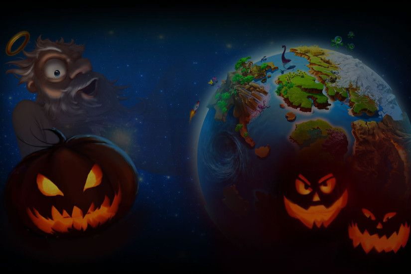Image - Doodle God Background Doodle God Halloween Background.jpg | Steam  Trading Cards Wiki | FANDOM powered by Wikia