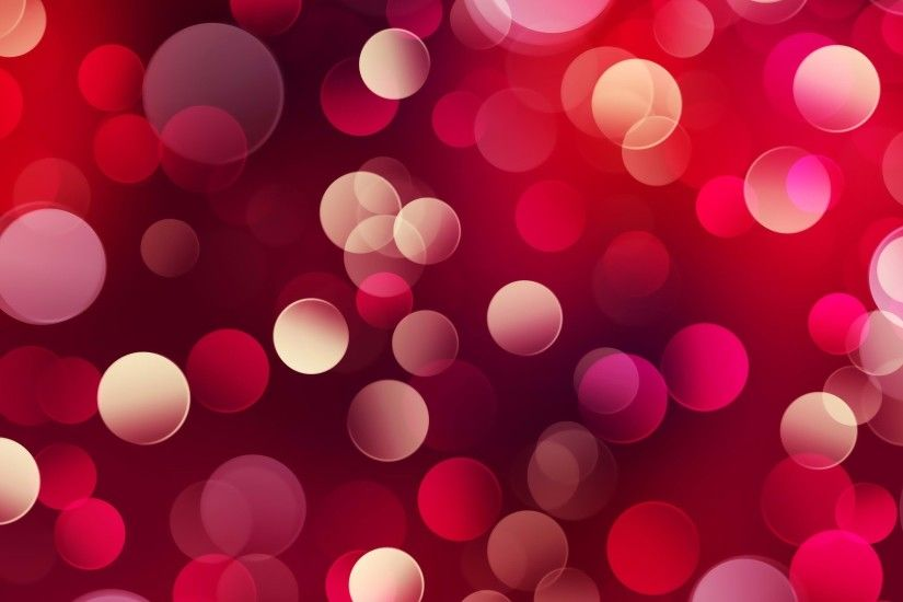 Red Abstract Wallpaper Widescreen