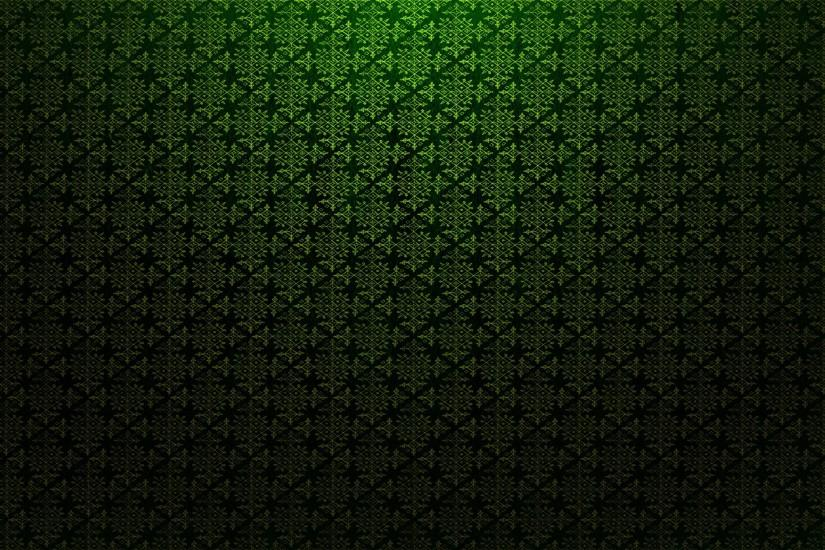 Green Gradient Background Wallpaper