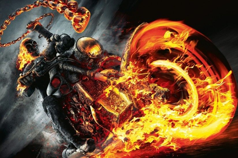29 Ghost Rider: Spirit of Vengeance HD Wallpapers | Backgrounds - Wallpaper  Abyss