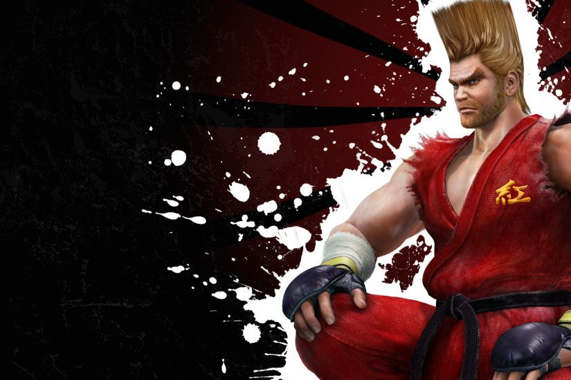 ... Tekken 3 Game Wallpapers Free Download Jin Paul and Law ...