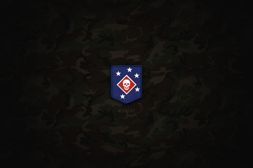 ... Marine Raider Patch | MARSOC | HD Wallpaper by ignitedkaos
