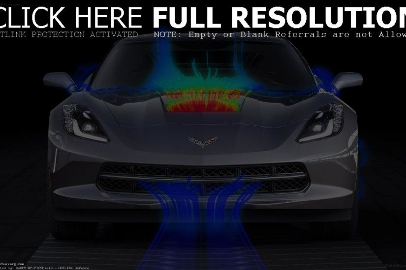 Chevrolet Corvette Stingray C7 2014 (id: 71432)