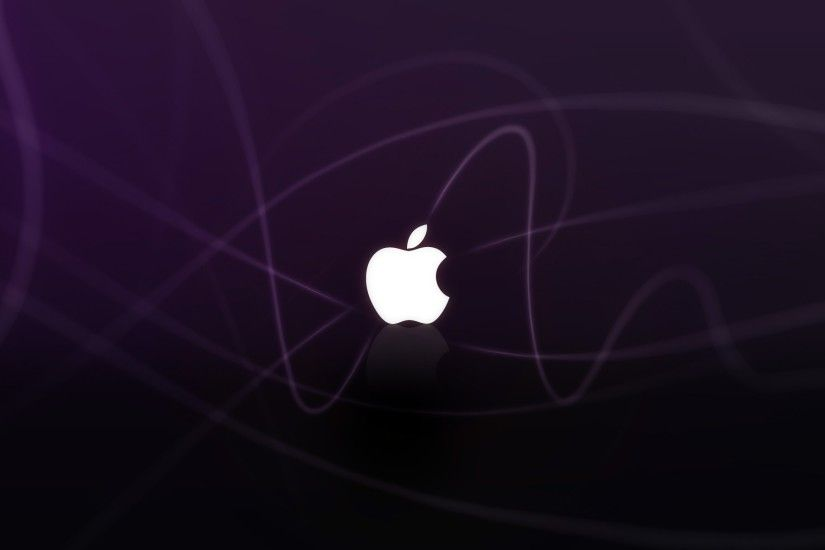 Apple Logo Background Wallpaper #29545
