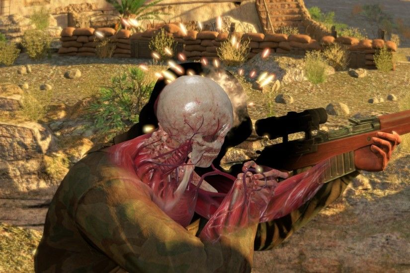 The theatre of war has never looked so beautiful, set in the African  backdrops during the height of World War II, Sniper Elite III gives its  player ...