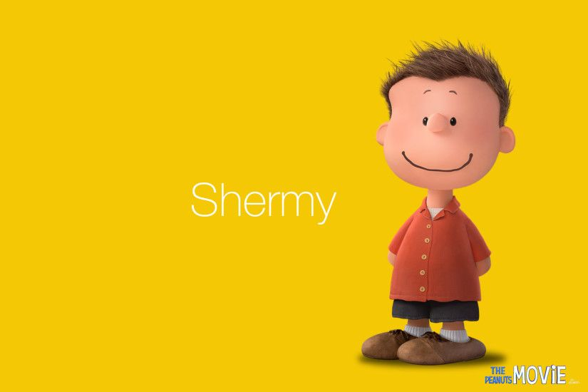 Shermy wallpaper from The Peanuts Movie