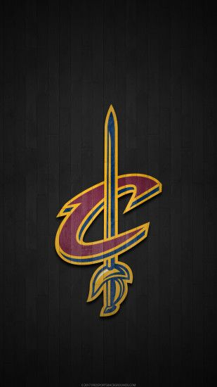 ... Cleveland Cavaliers 2017 cavs schedule hardwood nba basketball logo  wallpaper free iphone 5, 6,