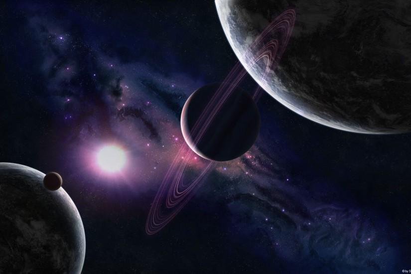 Planets Solar System Wallpaper and Stock Photo