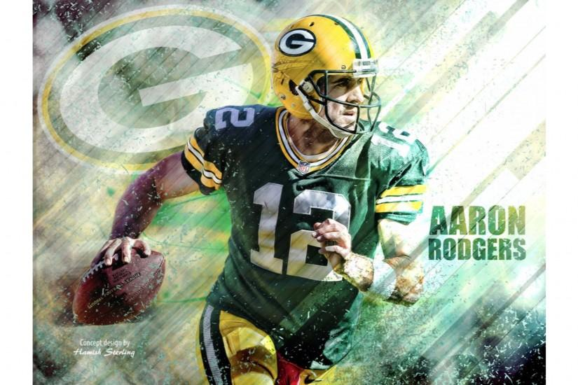 Aaron Rodgers Wallpaper for PC | Full HD Pictures