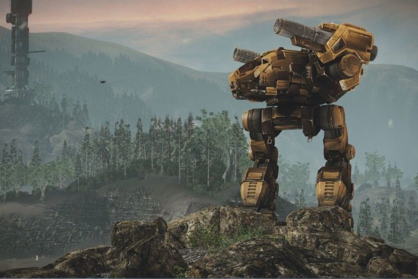 MechWarrior Art | MechWarrior Online Mechs
