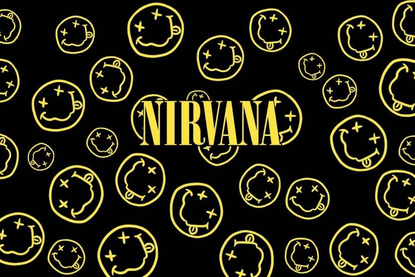 Nirvana Wallpapers Kurt Cobain Wallpapers