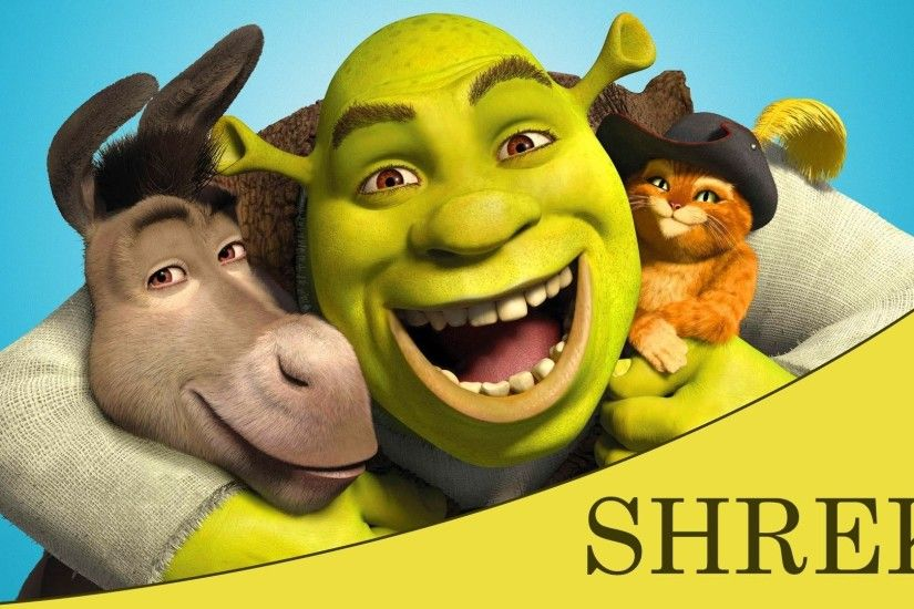 Shrek 2 Wallpaper ①