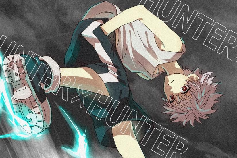 Killua wallpaper ·① Download free cool full HD wallpapers for desktop and mobile devices in any ...