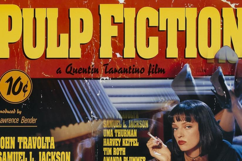 ... Pulp Fiction Xbox 360 Dashboard Wallpaper by Udder-Juice