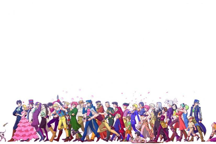 JoJos Bizarre Adventure Res: 1920x1080 HD / Size:304kb. Views: 49783