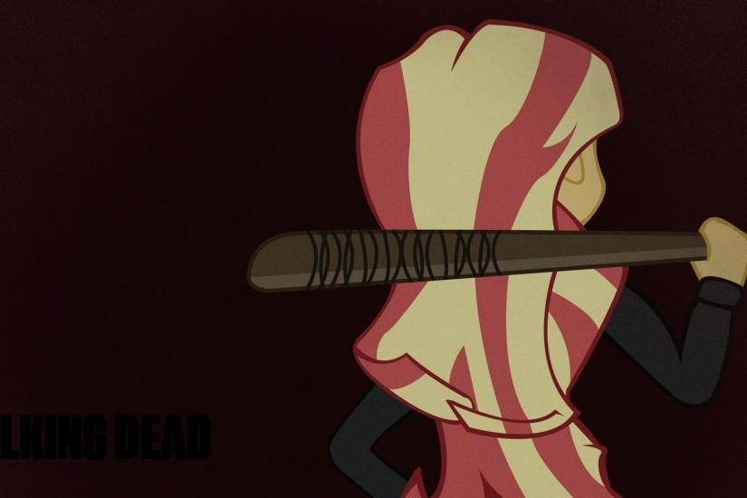 Sunset shimmer Negan by ngrycritic