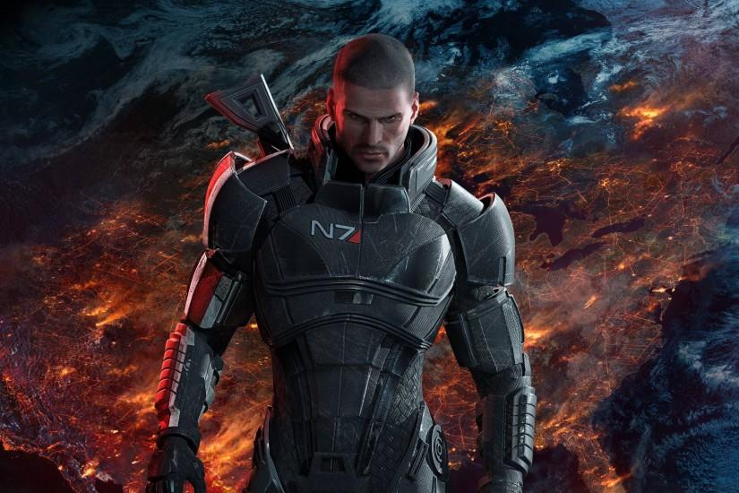 most popular mass effect wallpaper 2560x1440 ipad pro