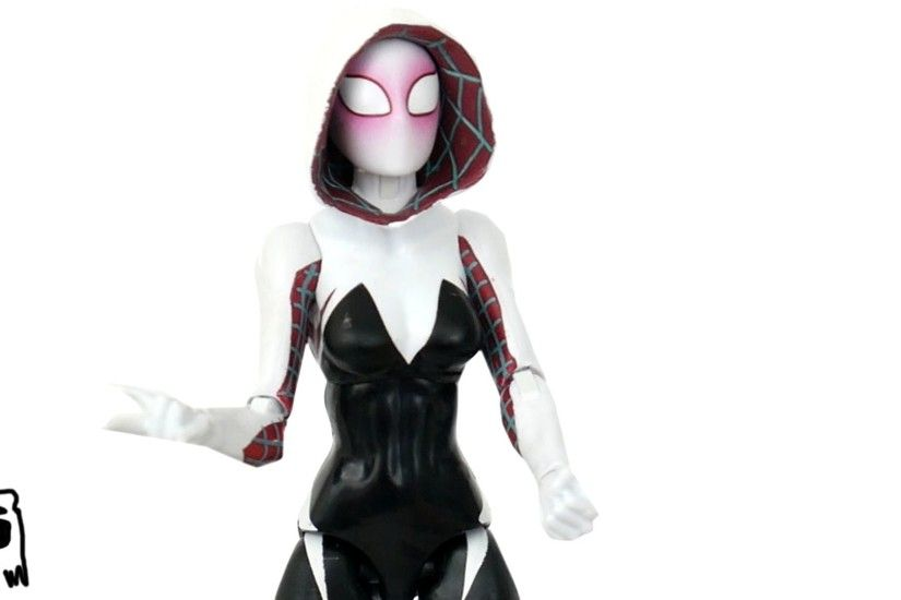 Spider-Gwen Marvel Legends Spider-Man Wave 3 Toy Unboxing & Review!! -  YouTube
