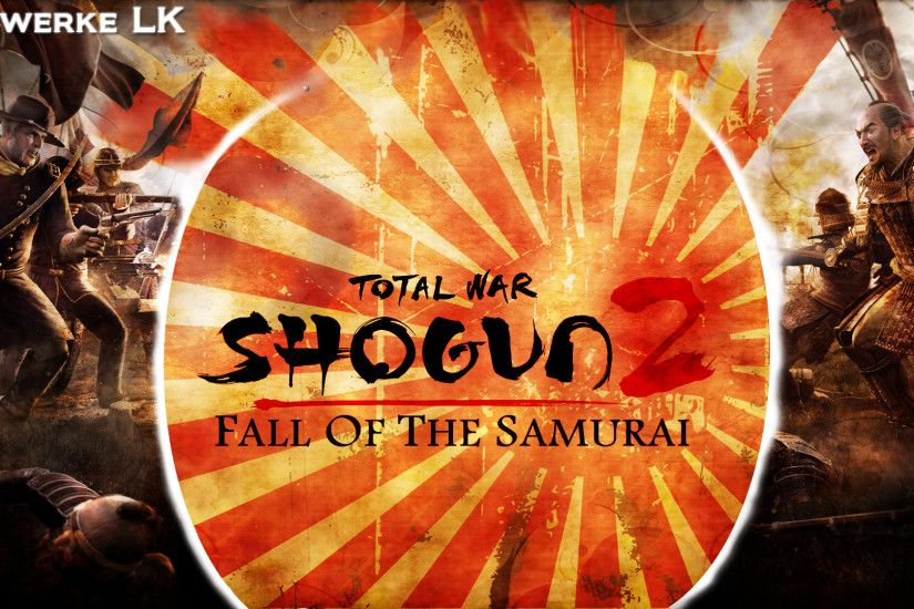 ... Shogun 2 Total War - Fall of the Samurai Wallpaper by Clive92