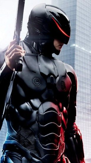 Click here to download 1080x1920 pixel RoboCop 2014 Film Android Best  Wallpaper