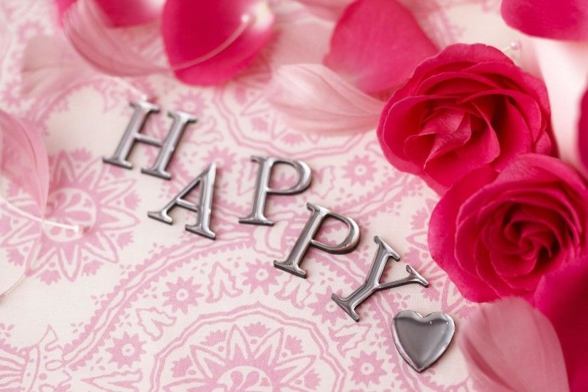 Happy Valentine day free desktop background - free wallpaper image