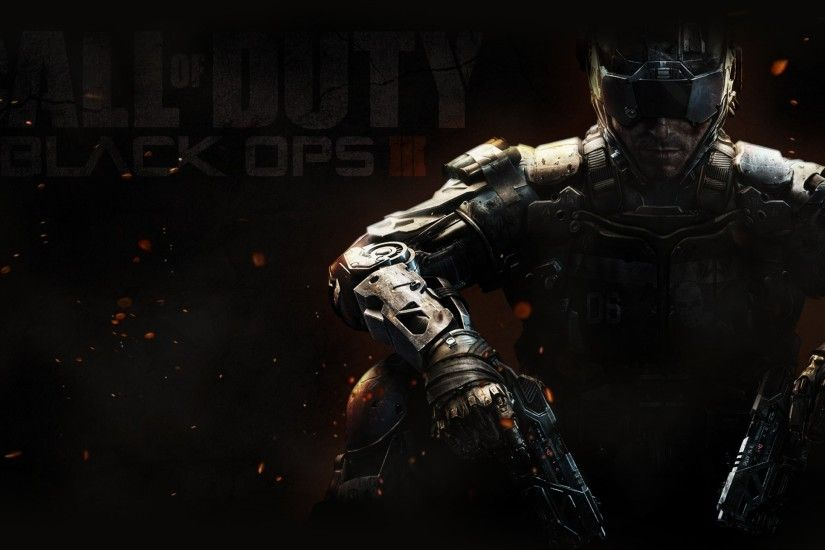 Preview wallpaper call of duty, black ops 3, weapons, equipment 2560x1440