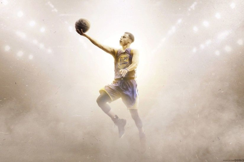 Stephen Curry Dunk Wallpaper - Best Wallpaper HD