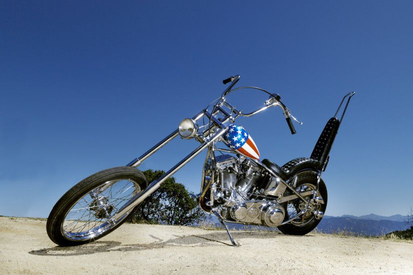 'Easy Rider's' 'Captain America' motorcycle headed to auction - LA Times