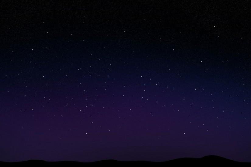 starry night background 1920x1200 for android tablet