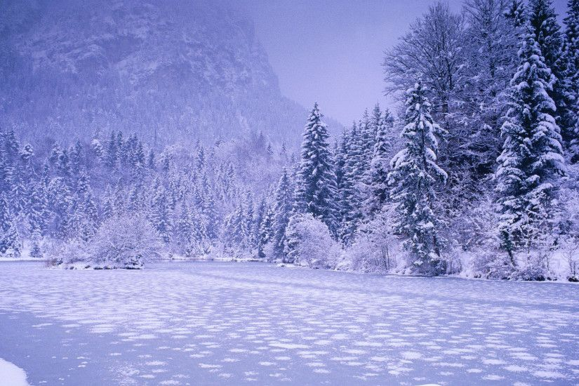 Anime Winter Background Cartoon Wallpaper 22060wall.png