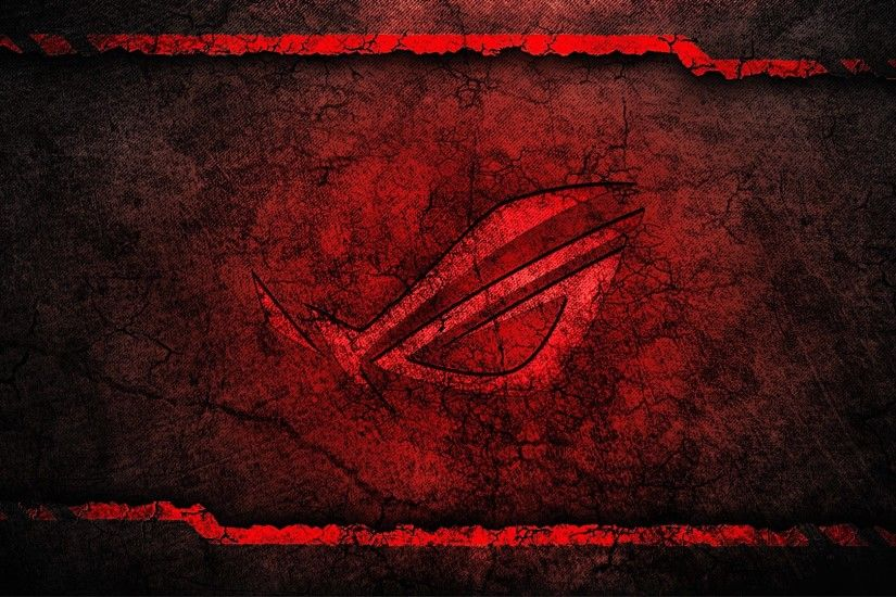 Republic of Gamers Logo ROG Asus a516 HD Wallpaper