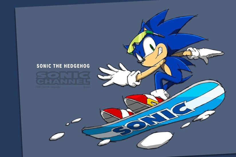 Sonic The Hedgehog HD Wallpapers | Wallpapers, Backgrounds, Images .