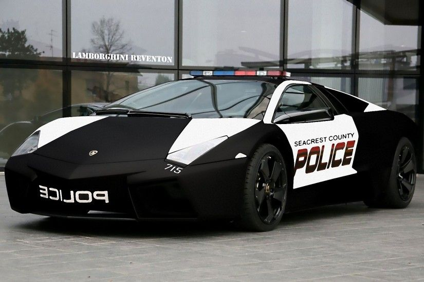 Lamborghini Police Cars Wallpaper Photos 324