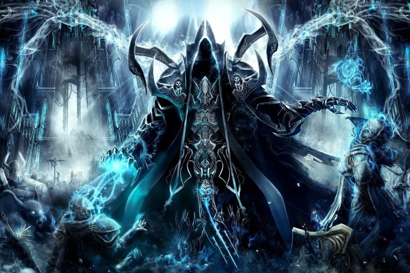 Wizard in Diablo III: Reaper of Souls wallpaper