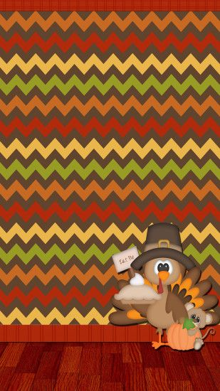 iPhone Wallpaper - Thanksgiving tjn