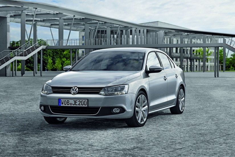 Volkswagen Jetta Front wallpapers and stock photos