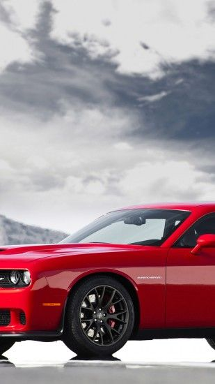2160x3840 Wallpaper 2015, dodge, challenger, srt, hellcat