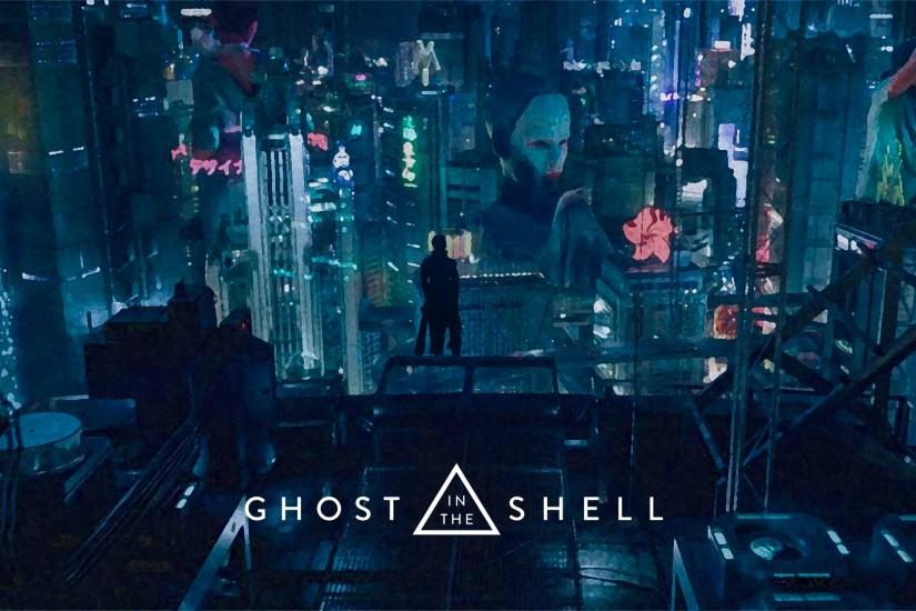 ghost in the shell wallpaper 2560x1080 high resolution