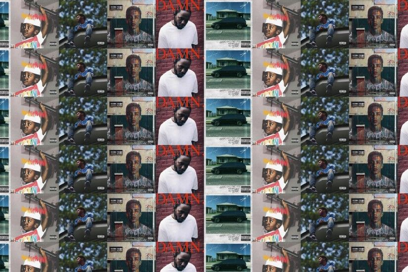 Kendrick Lamar Good Kid M.A.A.D. City Bas Too Wallpaper Â« Tiled Desktop  Wallpaper