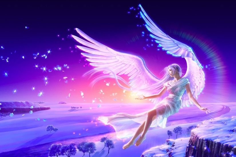 cute anime angel wings wallpaper download hd background images windows cool desktop  wallpapers high definition 4k 1920×1200 Wallpaper HD