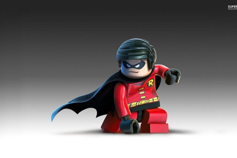 Robin - Lego Marvel Super Heroes wallpaper - Game wallpapers - #