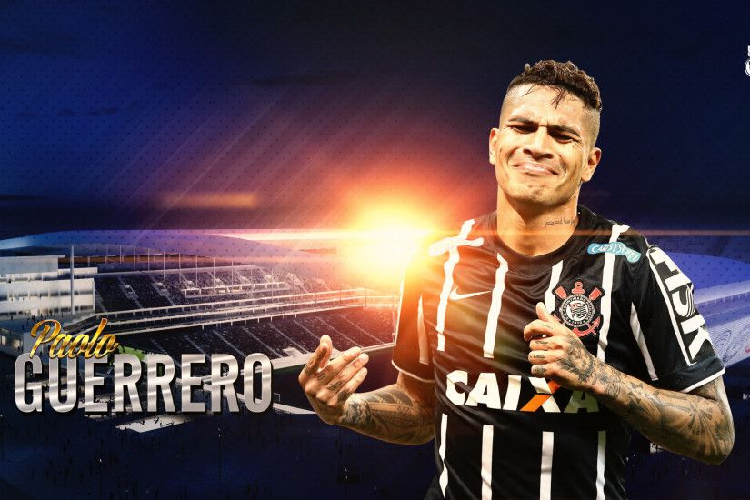 Corinthians, Soccer, Paolo Guerrero Wallpapers HD / Desktop and .