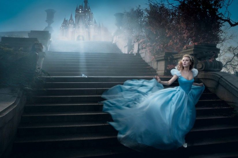 Disney Wallpaper - Cinderella Spell