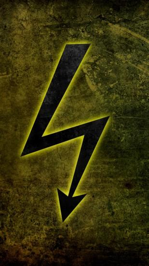 Arrow Pointer Background for Android.